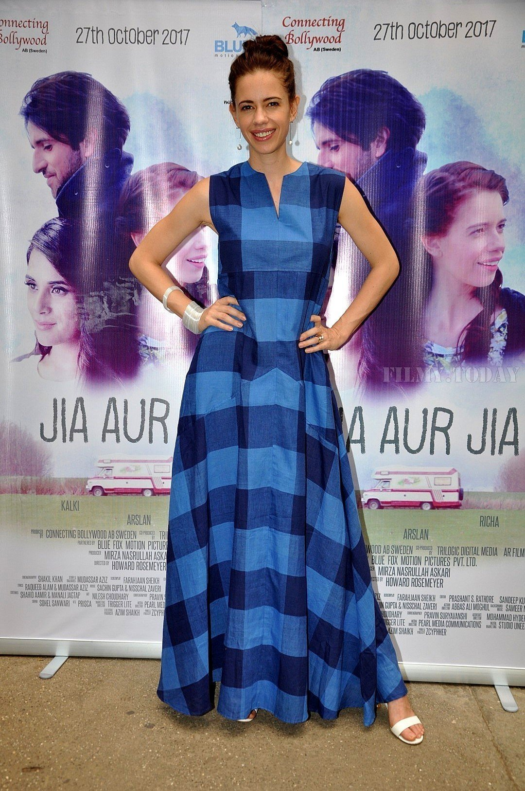 Kalki Koechlin - In Pics: Trailer Launch Of The Film Jia Aur Jia | Picture 1531202