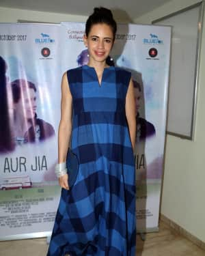 Kalki Koechlin - In Pics: Trailer Launch Of The Film Jia Aur Jia | Picture 1531176