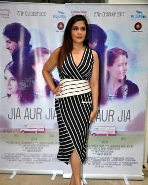 Richa Chadda - In Pics: Trailer Launch Of The Film Jia Aur Jia | Picture 1531203
