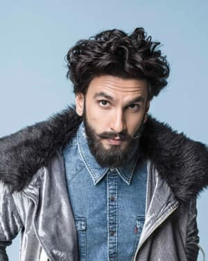 Ranveer Singh For Elle Man Photoshoot