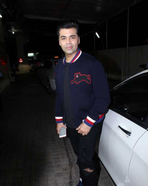 Karan Johar - In Pics: Special Screening Of Film Judwa 2