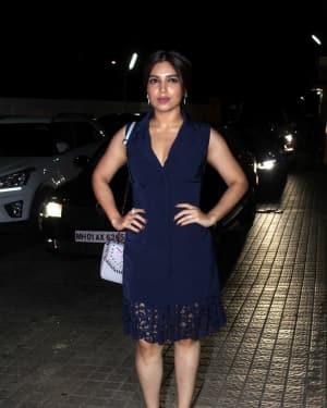Bhumi Pednekar - In Pics: Special Screening Of Film Judwa 2 | Picture 1531830
