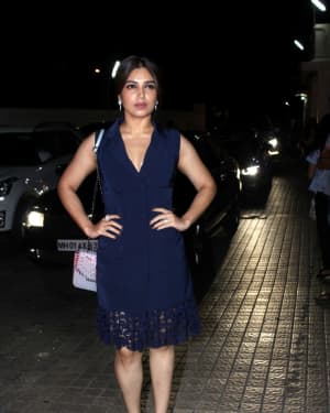 Bhumi Pednekar - In Pics: Special Screening Of Film Judwa 2 | Picture 1531829