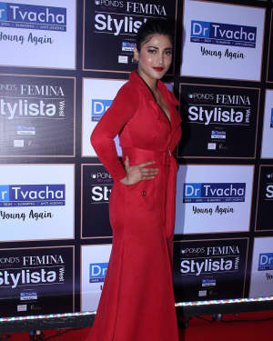 Shruti Haasan - In Pics: The Red Carpet Of Femina Stylista West 2017 | Picture 1531972