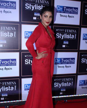 Shruti Haasan - In Pics: The Red Carpet Of Femina Stylista West 2017