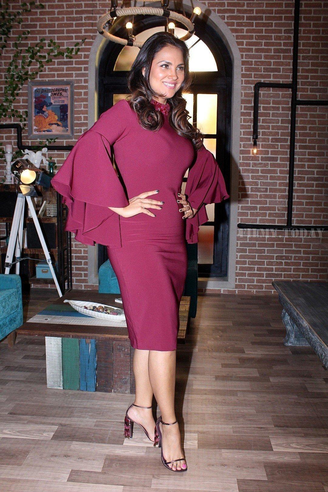 Lara Dutta - In Pics: The Special Episode Shoot Of Miss Diva 2017   Picture 1531996