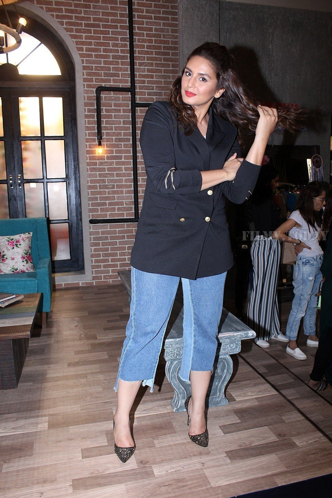 Huma Qureshi - In Pics: The Special Episode Shoot Of Miss Diva 2017   Picture 1531993