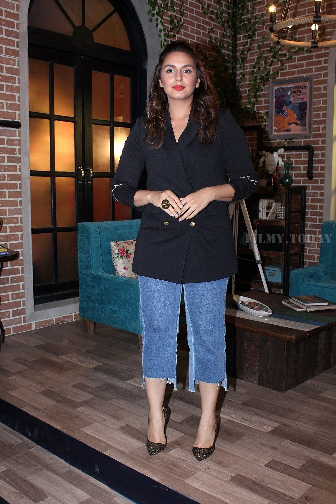 Huma Qureshi - In Pics: The Special Episode Shoot Of Miss Diva 2017 | Picture 1531983