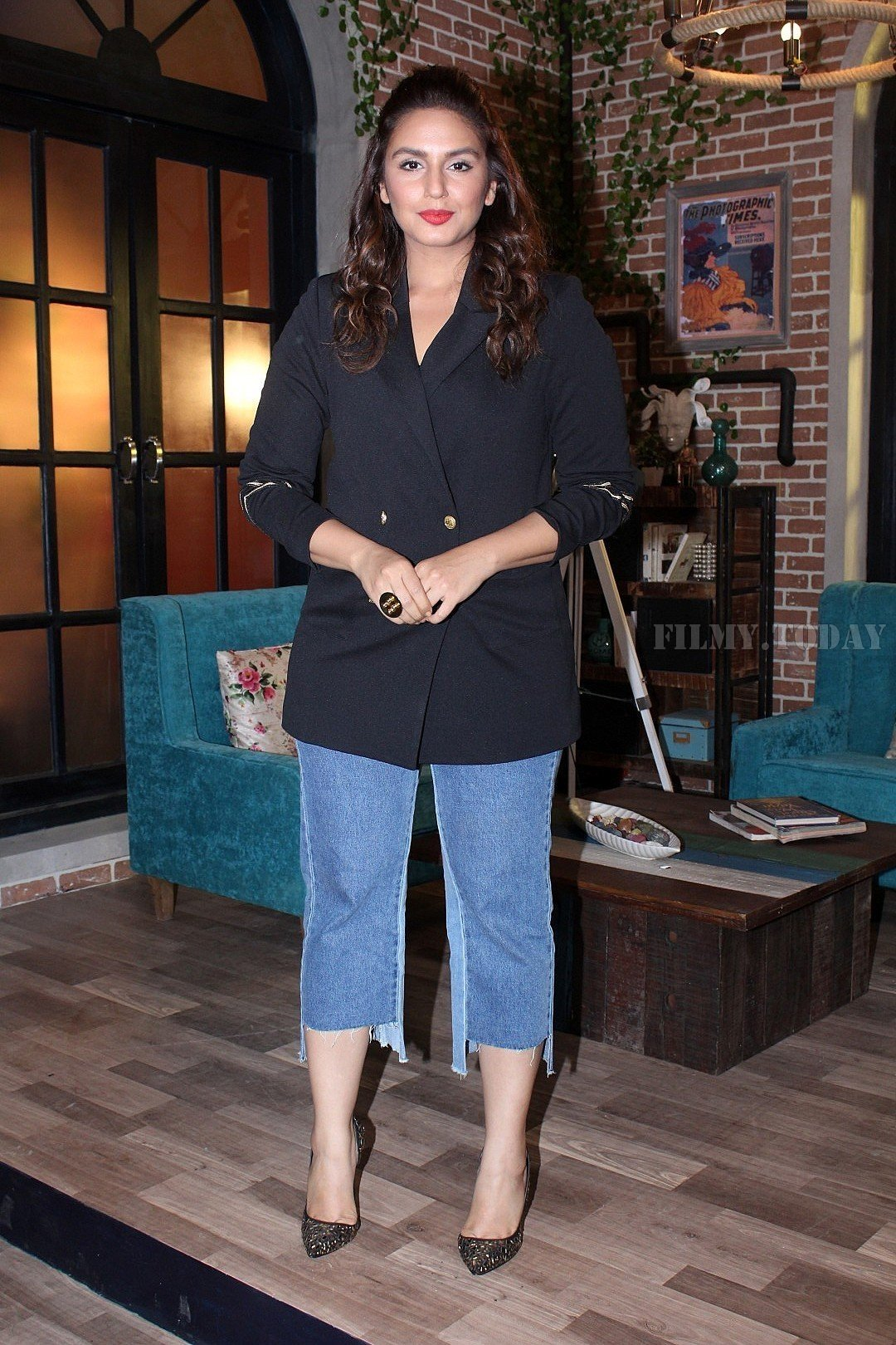 Huma Qureshi - In Pics: The Special Episode Shoot Of Miss Diva 2017 | Picture 1531984