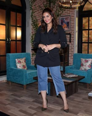 Huma Qureshi - In Pics: The Special Episode Shoot Of Miss Diva 2017 | Picture 1531991