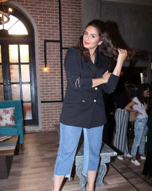Huma Qureshi - In Pics: The Special Episode Shoot Of Miss Diva 2017