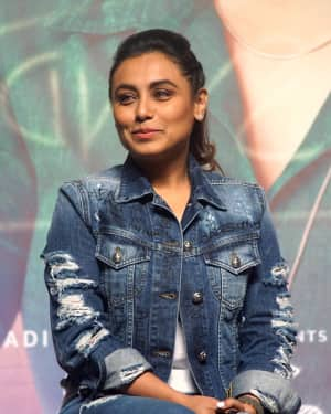 Photos: Rani Mukerji at Success Party Of Film Hichki