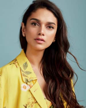Aditi Rao Hydari for Harper's Bazaar India April 2018 Photoshoot