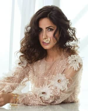 Katrina Kaif For Harper's Bazaar Bride India October 2017 Photoshoot