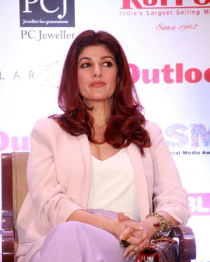 Twinkle Khanna - Photos: Press Conference of Outlook Social Media Awards | Picture 1577304