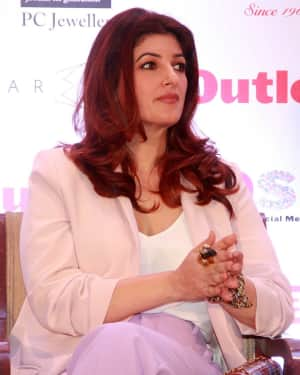 Twinkle Khanna - Photos: Press Conference of Outlook Social Media Awards | Picture 1577299
