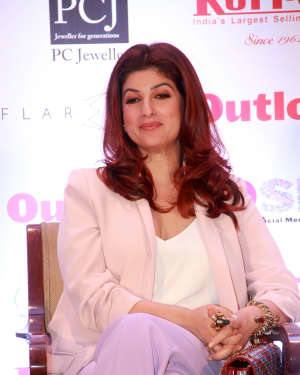 Twinkle Khanna - Photos: Press Conference of Outlook Social Media Awards | Picture 1577302