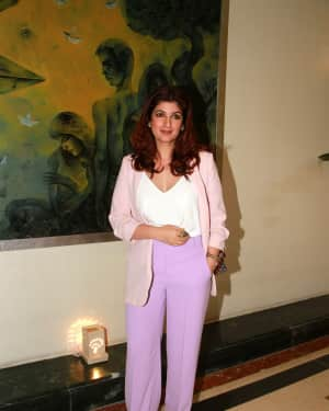 Twinkle Khanna - Photos: Press Conference of Outlook Social Media Awards | Picture 1577295