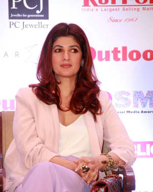 Twinkle Khanna - Photos: Press Conference of Outlook Social Media Awards | Picture 1577310