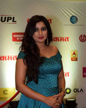 Shreya Ghoshal - Photos: Lokmat Maharashtrian of the Year Awards 2018