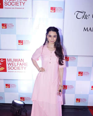 Soundarya Sharma - Photos: Red Carpet Of 9th The Walk Of Mijwan