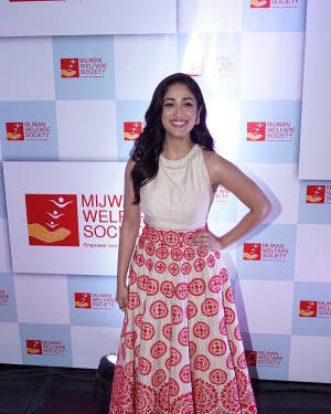 Yami Gautam - Photos: Red Carpet Of 9th The Walk Of Mijwan
