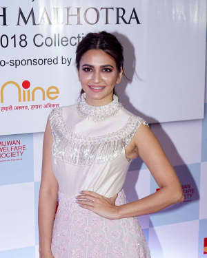 Kriti Kharbanda - Photos: Red Carpet Of 9th The Walk Of Mijwan