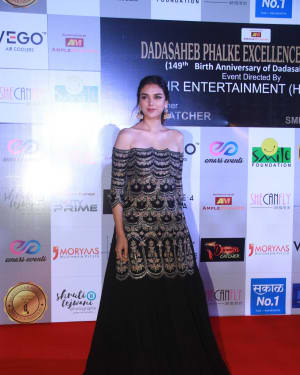 Aditi Rao Hydari - Photos: Dadasaheb Phalke Awards at St Andrews