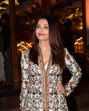 Aishwarya Rai Bachchan - Photos: Bollywood Celebs Attend Saudamini Mattu Wedding Reception