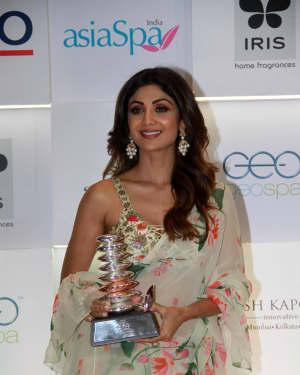 Shilpa Shetty - Photos: 11th Geospa Asiaspa India Awards 2018