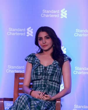 Photos: Anushka Sharma at the Standard Chartered press conference | Picture 1579914