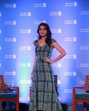 Photos: Anushka Sharma at the Standard Chartered press conference | Picture 1579919