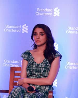Photos: Anushka Sharma at the Standard Chartered press conference | Picture 1579917