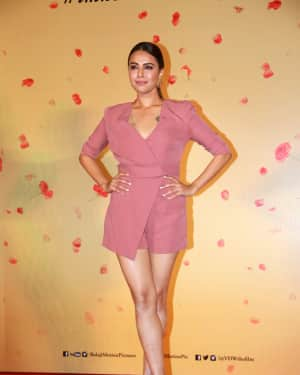 Swara Bhaskar - Photos: Trailer launch of film Veere Di Wedding