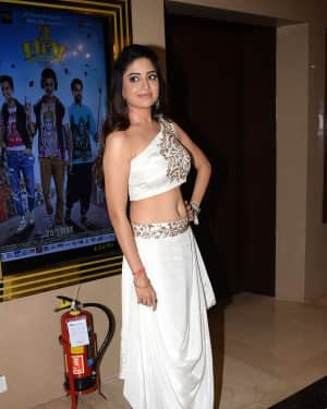 Poonam Kaur - Photos: Launch The Trailer of Film 3 Dev