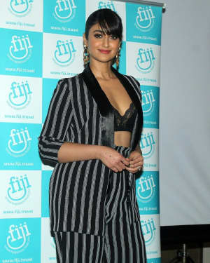 Photos: Ileana D'Cruz As Brand Ambassador Of 'Bula Tourism Fiji'