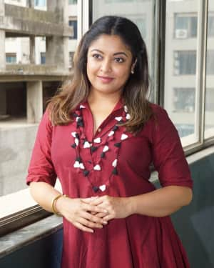 Photos: Interview With Tanushree Dutta