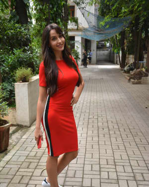 Photos: Nora Fatehi Spotted at Bandra | 1592660