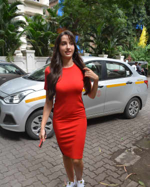 Photos: Nora Fatehi Spotted at Bandra | 1592658