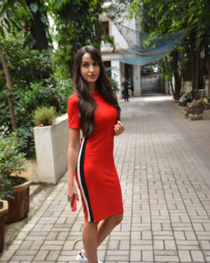 Photos: Nora Fatehi Spotted at Bandra | 1592659