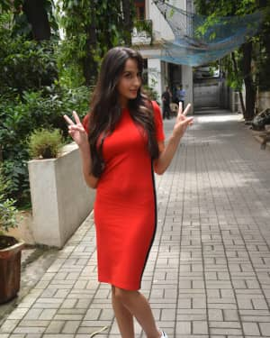 Photos: Nora Fatehi Spotted at Bandra | 1592661