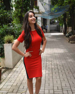 Photos: Nora Fatehi Spotted at Bandra | 1592662