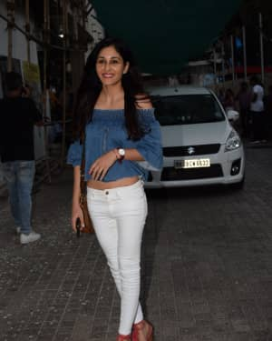 Photos: Pooja Chopra Spotted at Pvr Juhu | Picture 1592797
