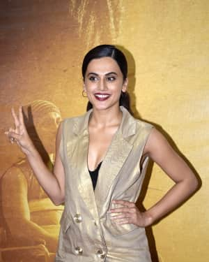 Taapsee Pannu - Photos: Success party of film Soorma