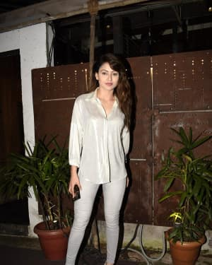 Photos: Urvashi Rautela Spotted at Juhu