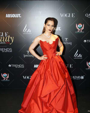 Kangana Ranaut - Photos: Vogue Beauty Awards 2018 at Taj Lands End