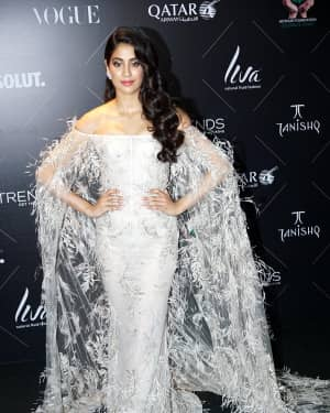 Jahnavi Kapoor - Photos: Vogue Beauty Awards 2018 at Taj Lands End