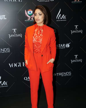 Yami Gautam - Photos: Vogue Beauty Awards 2018 at Taj Lands End