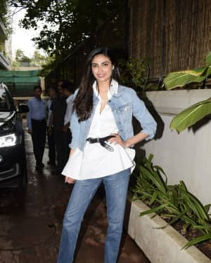 Athiya Shetty - Photos: Celebs at Launch Of Starch Label
