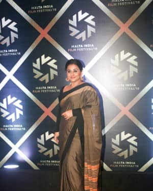 Photos: Vidya Balan At The Launch Of Malta Film Festival